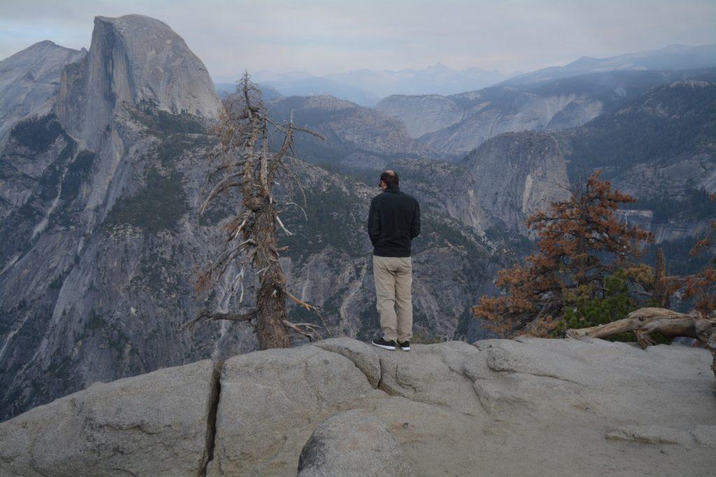 Yosemite National Park, Glacier Point, Backpackjunkies