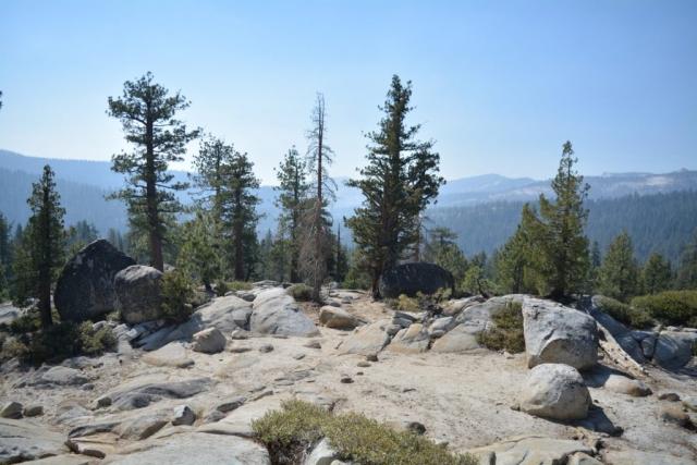 Yosemite National Park, Olmsted Point, Backpackjunkies