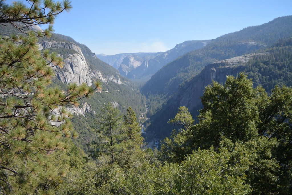 Yosemite National Park, Tunnel View, Backpackjunkies