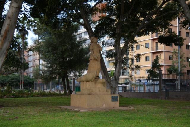 Las Palmas de Gran Canaria, Canarische eilanden, Las Palmas, Backpackjunkies