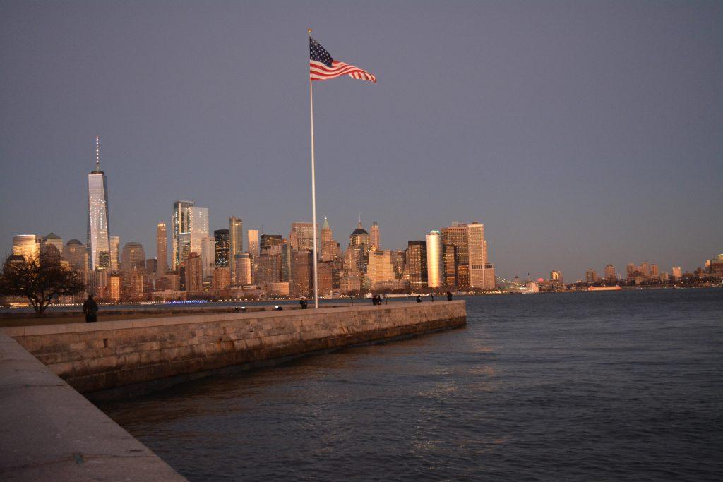 New York, Ellis Island, Backpackjunkies