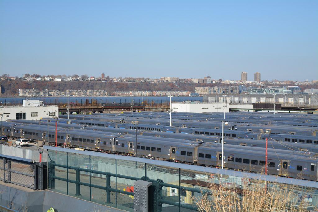 New York, High Line Park, Backpackjunkies