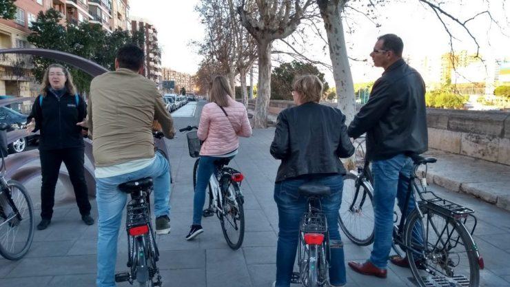 Valencia, Baja Bikes, fietstour, Backpackjunkies