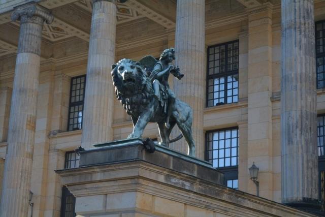 Berlijn, concertgebouw, gendarmenmarkt, Backpackjunkies