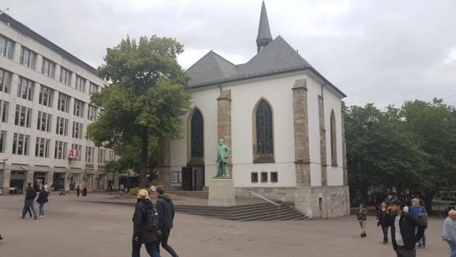 Essen, Duitsland, Backpackjunkies