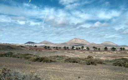 Lanzarote, Canarische eilanden, Backpackjunkies