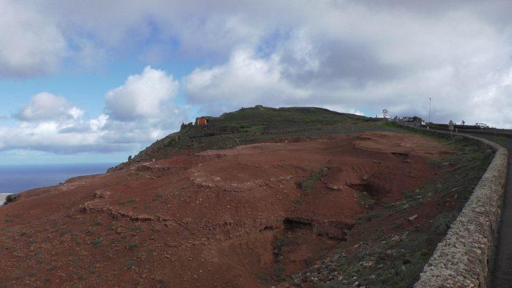 Lanzarote, Canarische eilanden, Mirador Del Rio, Backpackjunkies