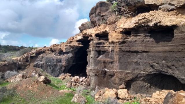 Lanzarote, Cueva de los verdes, backpackjunkies