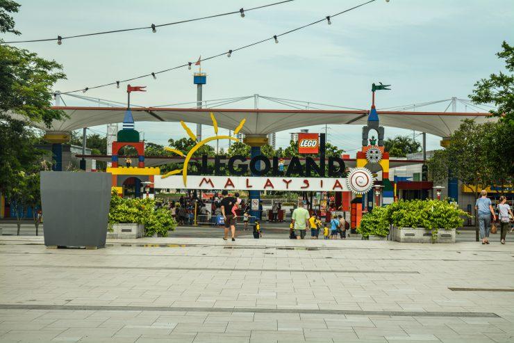 Johor Bahru Legoland - Een dagje uit - Backpackjunkies